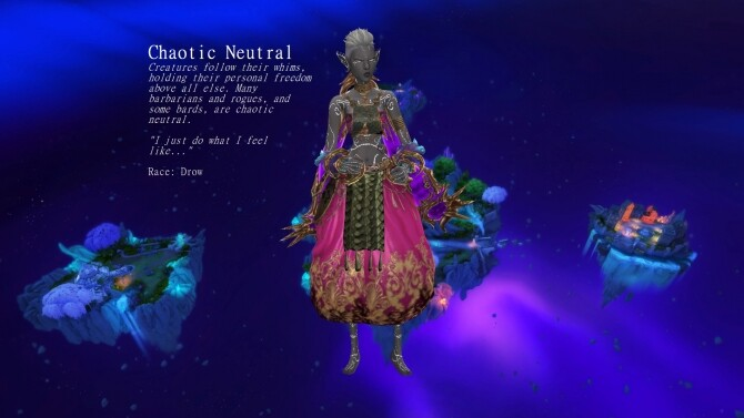 Dungeons & Dragons Alignments as Traits by Emoria at Mod The Sims image 2243 670x377 Sims 4 Updates