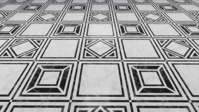 Sims 4 Citadel Marble Flooring by TheJim07 at Mod The Sims