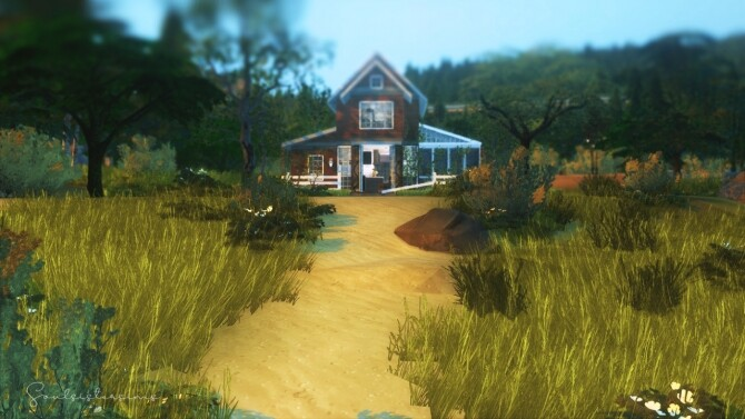 Romanlee Single Mom Cottage at SoulSisterSims image 225 670x377 Sims 4 Updates