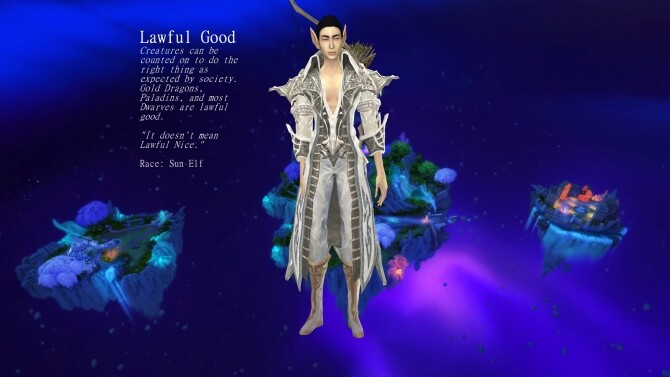 Dungeons & Dragons Alignments as Traits by Emoria at Mod The Sims image 2254 670x377 Sims 4 Updates