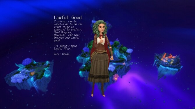 Dungeons & Dragons Alignments as Traits by Emoria at Mod The Sims image 2274 670x377 Sims 4 Updates