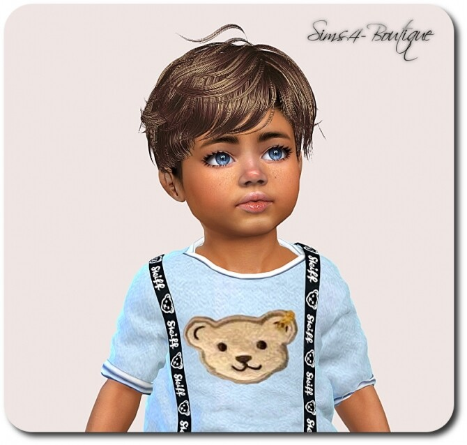 Designer Set for Toddler Boys 1308 at Sims4 Boutique image 2293 670x638 Sims 4 Updates