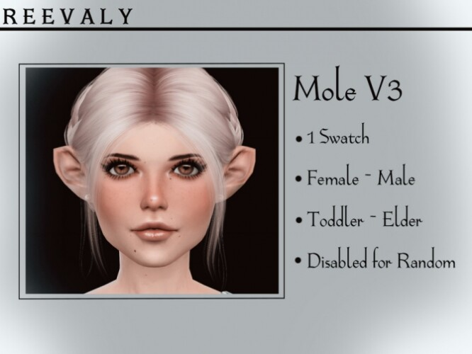 Mole V3 by Reevaly