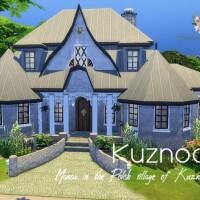 Kuznocin manor by GenkaiHaretsu