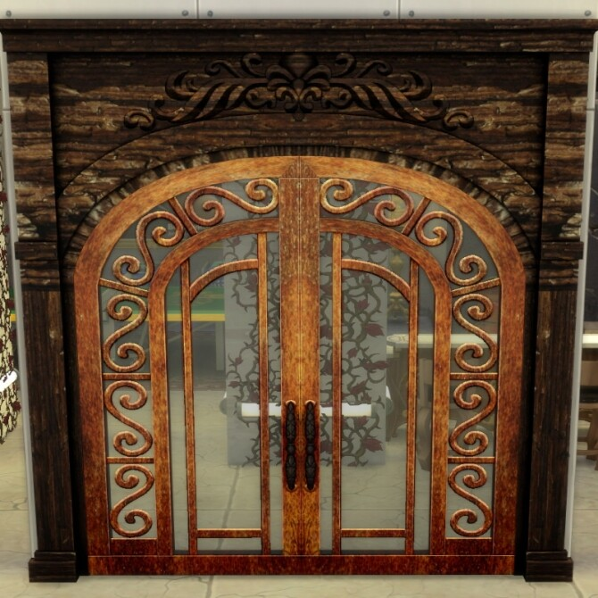 Rusted Victorian Build set by Cuddlepop at Mod The Sims image 2365 670x670 Sims 4 Updates