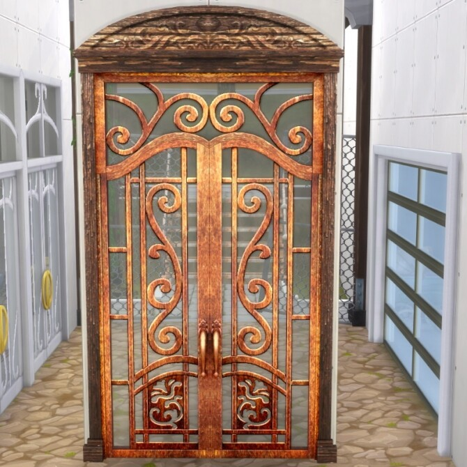 Rusted Victorian Build set by Cuddlepop at Mod The Sims image 2374 670x670 Sims 4 Updates