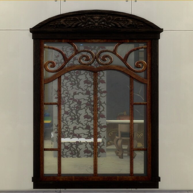 Rusted Victorian Build set by Cuddlepop at Mod The Sims image 2384 670x670 Sims 4 Updates