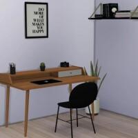 Clairoy Scandi Style Desk