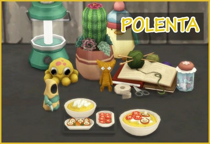 POLENTA at Icemunmun image 2392 670x460 Sims 4 Updates