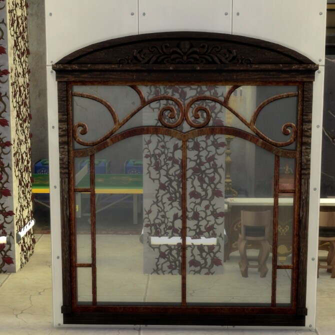 Rusted Victorian Build set by Cuddlepop at Mod The Sims image 2394 670x670 Sims 4 Updates