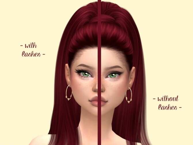 Kitty Lady Lou Liner by LadySimmer94 at TSR image 24 670x503 Sims 4 Updates