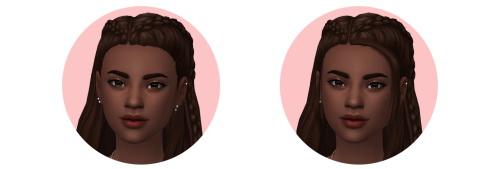 Estelle Hair at AHarris00Britney image 240 Sims 4 Updates