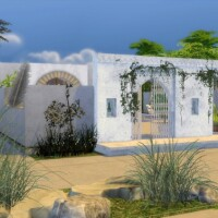 No 4 moroccan european style house by CHRIS