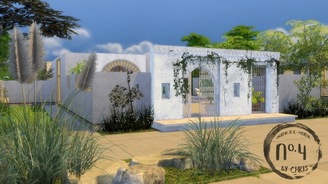 No. 4 moroccan european style house by CHRIS at DOMICILE HOME TS4 image 241 670x377 Sims 4 Updates