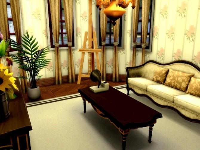 Kuznocin manor by GenkaiHaretsu at TSR image 2420 670x503 Sims 4 Updates