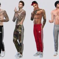 Sport Jogger Pants by McLayneSims