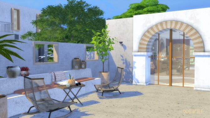 No. 4 moroccan european style house by CHRIS at DOMICILE HOME TS4 image 243 670x377 Sims 4 Updates