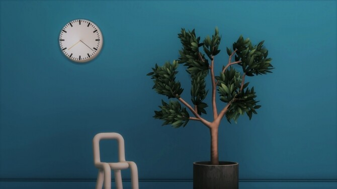 ANALOG WALL CLOCK at Meinkatz Creations image 2457 670x377 Sims 4 Updates