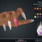 CRYSTALLINE NAILS