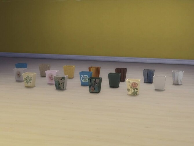 Trash and Garbage bins at KyriaT's Sims 4 World image 2493 670x503 Sims 4 Updates