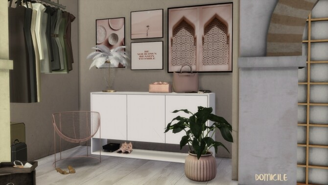 No. 4 moroccan european style house by CHRIS at DOMICILE HOME TS4 image 251 670x377 Sims 4 Updates