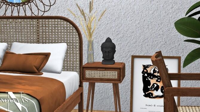 BOHO BEDROOM at Novvvas image 25114 670x377 Sims 4 Updates