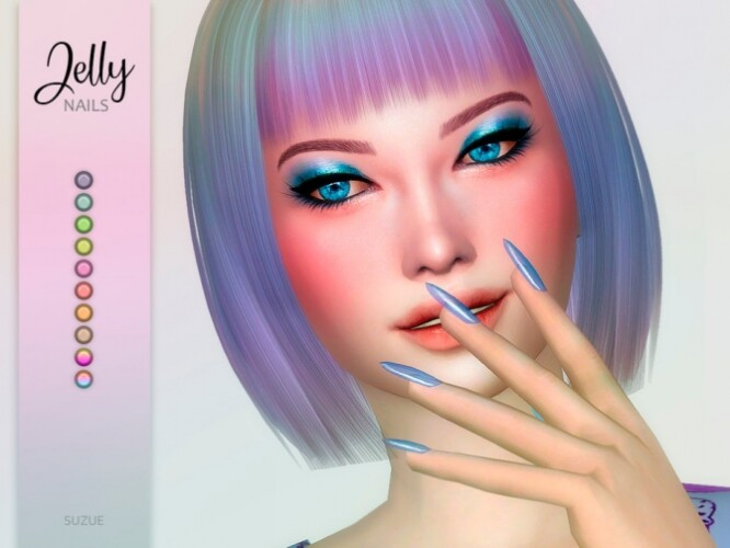 Jelly Nails by Suzue