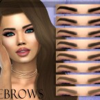 Eyebrows N25 by MagicHand