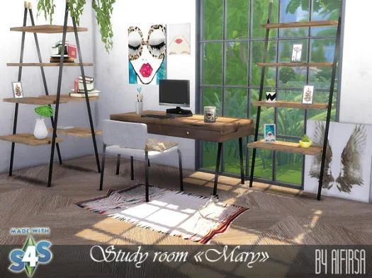 Mary study room
