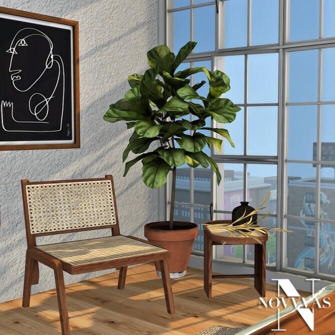 BOHO BEDROOM at Novvvas image 2557 670x670 Sims 4 Updates