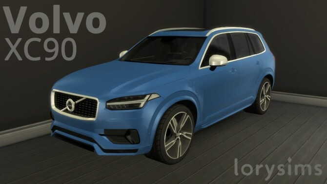 Volvo XC90 by LorySims