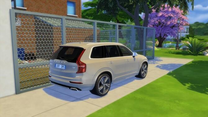 Volvo XC90 at LorySims image 258 670x377 Sims 4 Updates