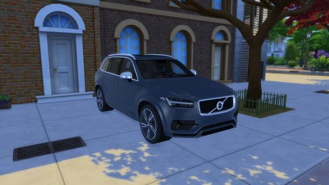 Volvo XC90 at LorySims image 260 670x377 Sims 4 Updates