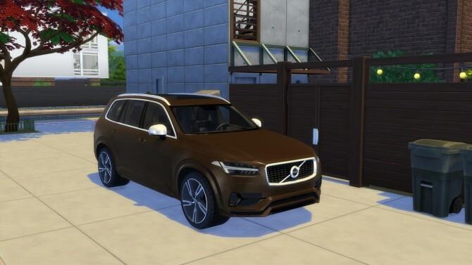 Volvo XC90 at LorySims image 261 670x377 Sims 4 Updates