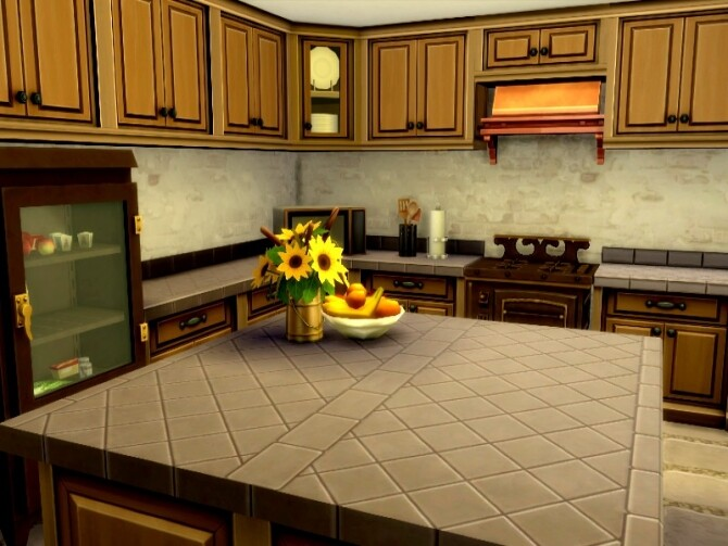 Kuznocin manor by GenkaiHaretsu at TSR image 2619 670x503 Sims 4 Updates