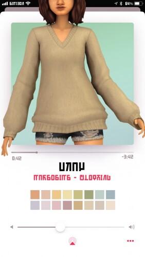 ukay sweater
