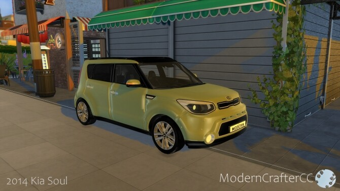2014 Kia Soul at Modern Crafter CC image 2651 670x377 Sims 4 Updates