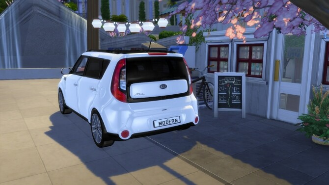 2014 Kia Soul at Modern Crafter CC image 2671 670x377 Sims 4 Updates
