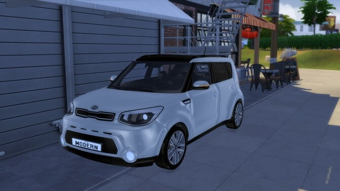2014 Kia Soul at Modern Crafter CC image 2691 670x377 Sims 4 Updates