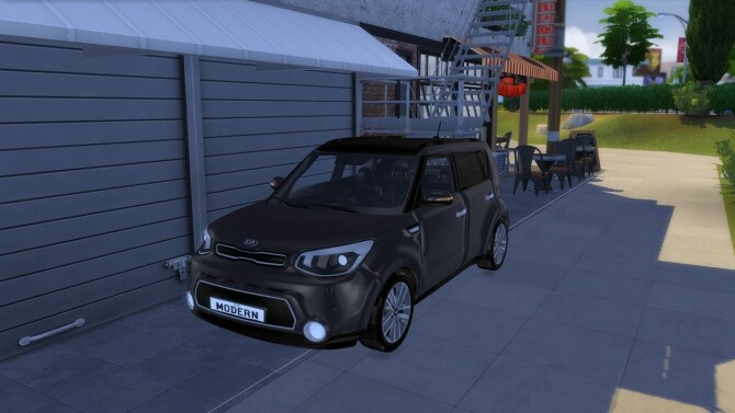 2014 Kia Soul at Modern Crafter CC image 2701 670x377 Sims 4 Updates