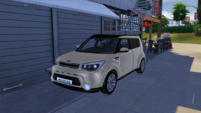 2014 Kia Soul at Modern Crafter CC image 2711 670x377 Sims 4 Updates