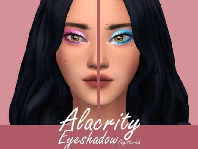 Alacrity Eyeshadow by Sagittariah