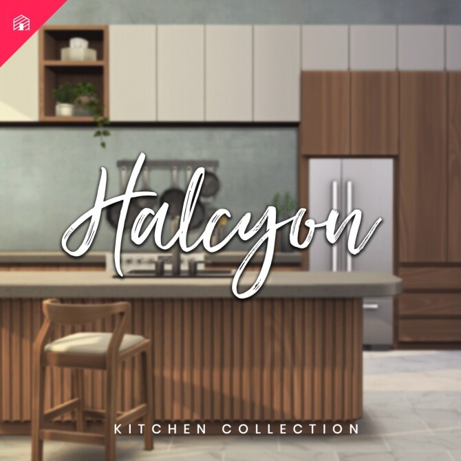 The Halcyon Kitchen Collection at Harrie image 2742 670x670 Sims 4 Updates
