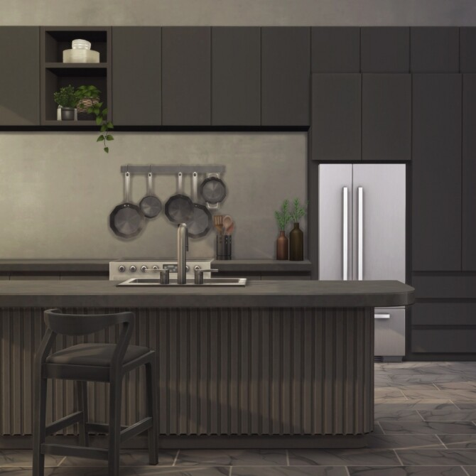 The Halcyon Kitchen Collection at Harrie image 2762 670x670 Sims 4 Updates