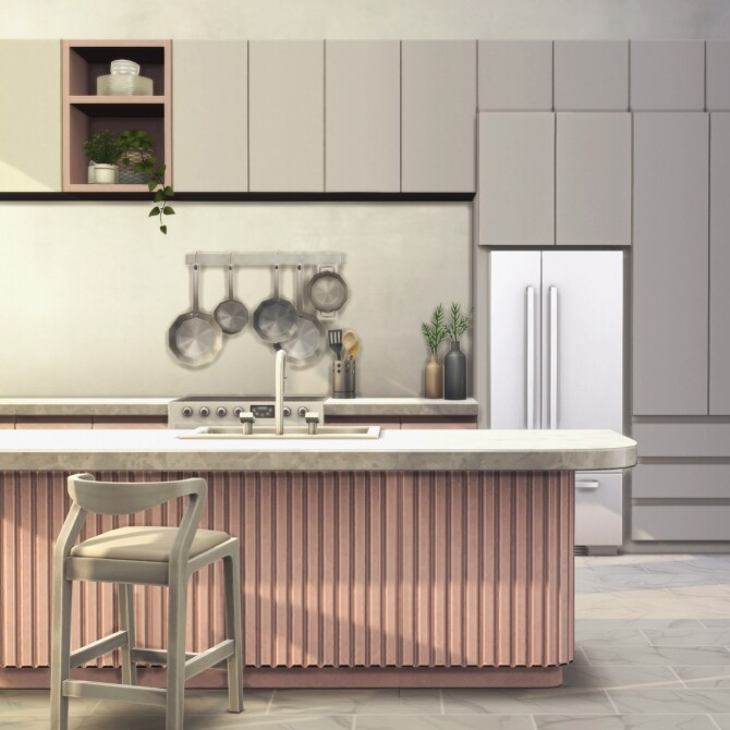 The Halcyon Kitchen Collection at Harrie image 2772 670x670 Sims 4 Updates