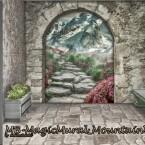 MB Magic Mural Mountain View by matomibotaki