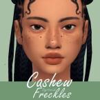 Cashew Freckles by Sagittariah