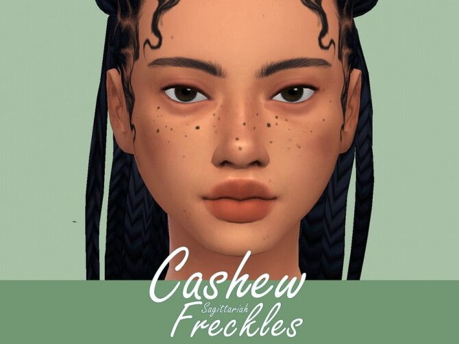 Cashew Freckles by Sagittariah at TSR image 292 670x503 Sims 4 Updates