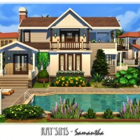 Samantha home by Ray_Sims