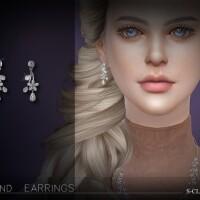 EARRINGS 202022 by S-Club LL